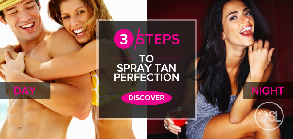 3 steps to spray tan perfection evolv heated spray tanning